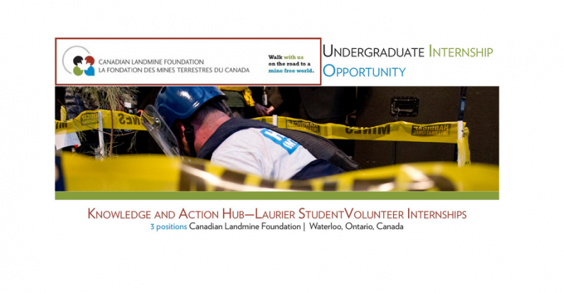 Undergraduate Student Internship Opportunity