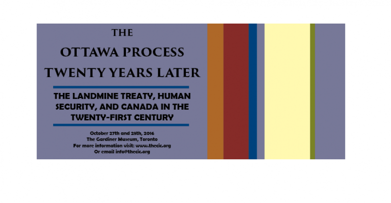 The Ottawa Process Twenty Years Later, Oct. 27 – 28