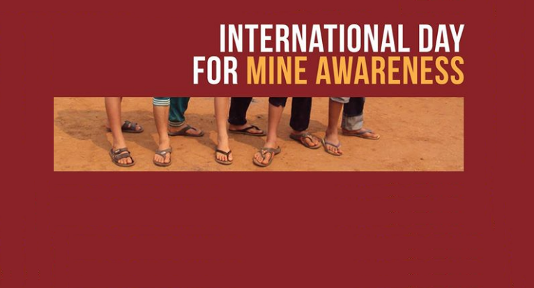 Lend A Leg 2017: International Day for Mine Awareness