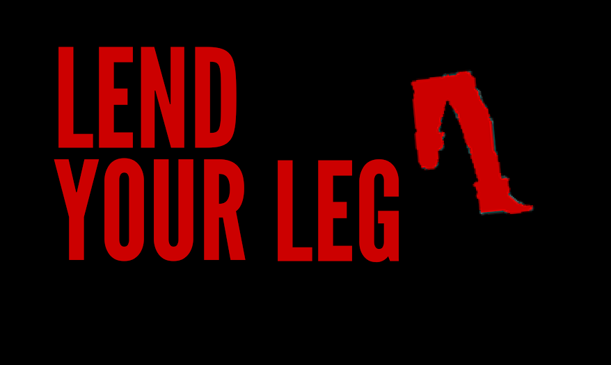 Laurier's annual Lend Your Leg Day: March 23
