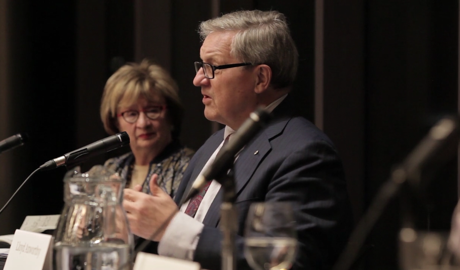 Lloyd Axworthy to be honoured by the Canadian Red Cross