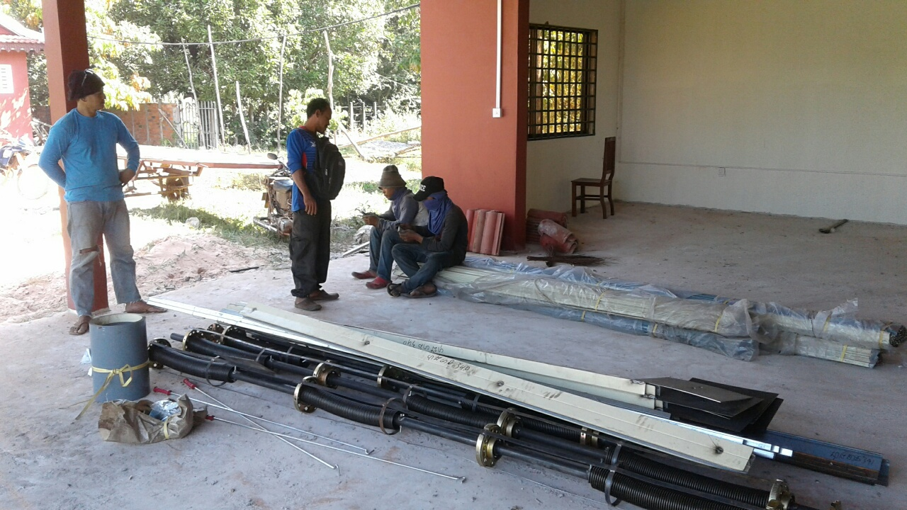 Project Update: Bakong Technical College in Siem Reap, Cambodia
